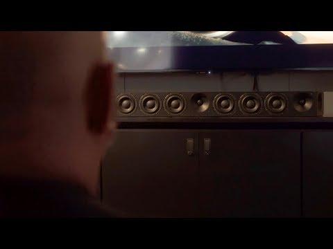 CES 2018: Sennheiser 3D Soundbar I Crutchfield video