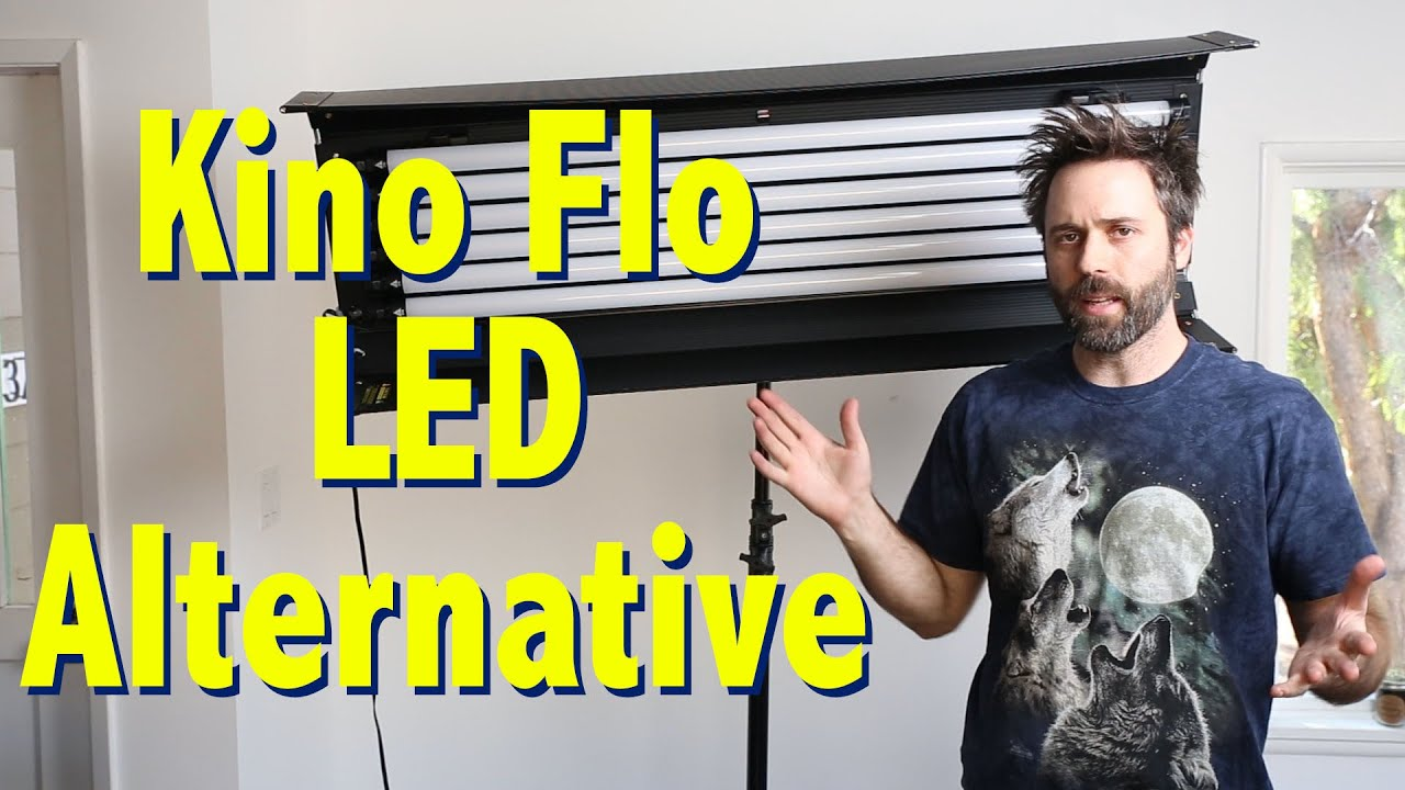 Kino Flo Led Alternative Youtube