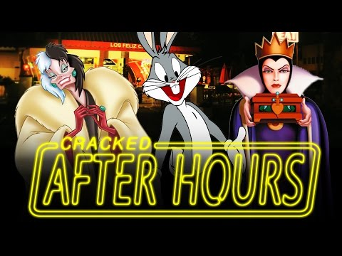 After Hours - The 3 Worst Lessons Hiding In Children's Movies
