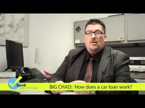 How Does Financing A Car Work? - BankApproved.ca Car Loans