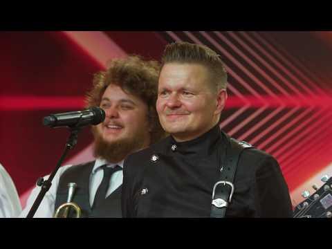 Koelaulu Pate Friman & Orient Express   X Factor Suomi   MTV3