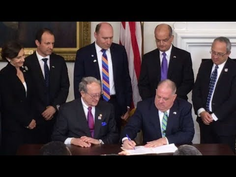 Maryland Governor Signs Executive Order Opposing BDS Movement