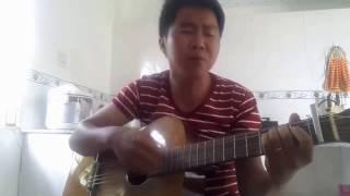 Xin cho tôi được yêu | Guitar cover quá hay