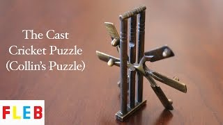 The Cast Cricket Puzzle
