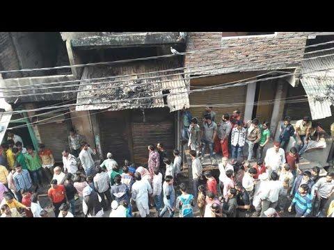 Sahibabad Garment Factory Fire Kills 13