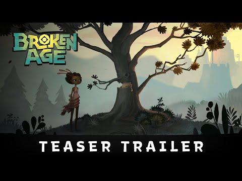 Double Fine's Broken Age teaser trailer is a whimsically rich affair