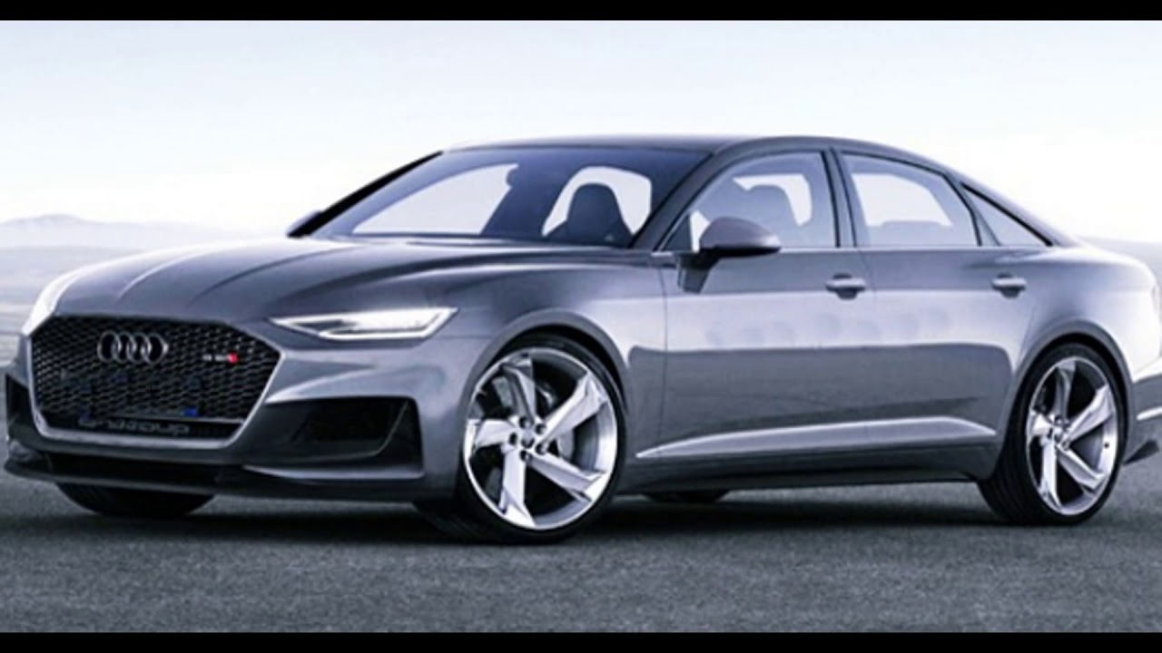 The Concept 2019 Audi A8 Avant Luxury
