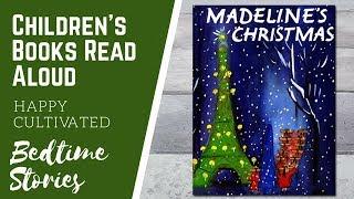 Madeline's Christmas Book Read Aloud | Christmas Books for Kids | Children's Books | Madeline Books