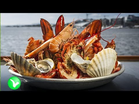 Морепродукты - польза и вред.  Страшнейший минус даров моря.