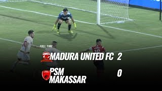 Download Video [Pekan 6] Cuplikan Pertandingan Madura United FC vs PSM Makassar, 4 Juli 2019 MP3 3GP MP4