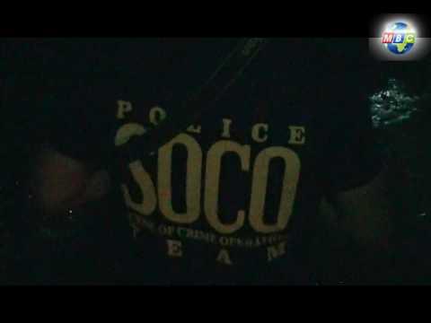 MBC OZAMIZ Police Report.. Tawong Naligo Gipusil Patay sa Bagakay