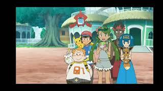 Tạm biệt Alola - Pokemon Sun Moon Tập 146 (1090) AMV