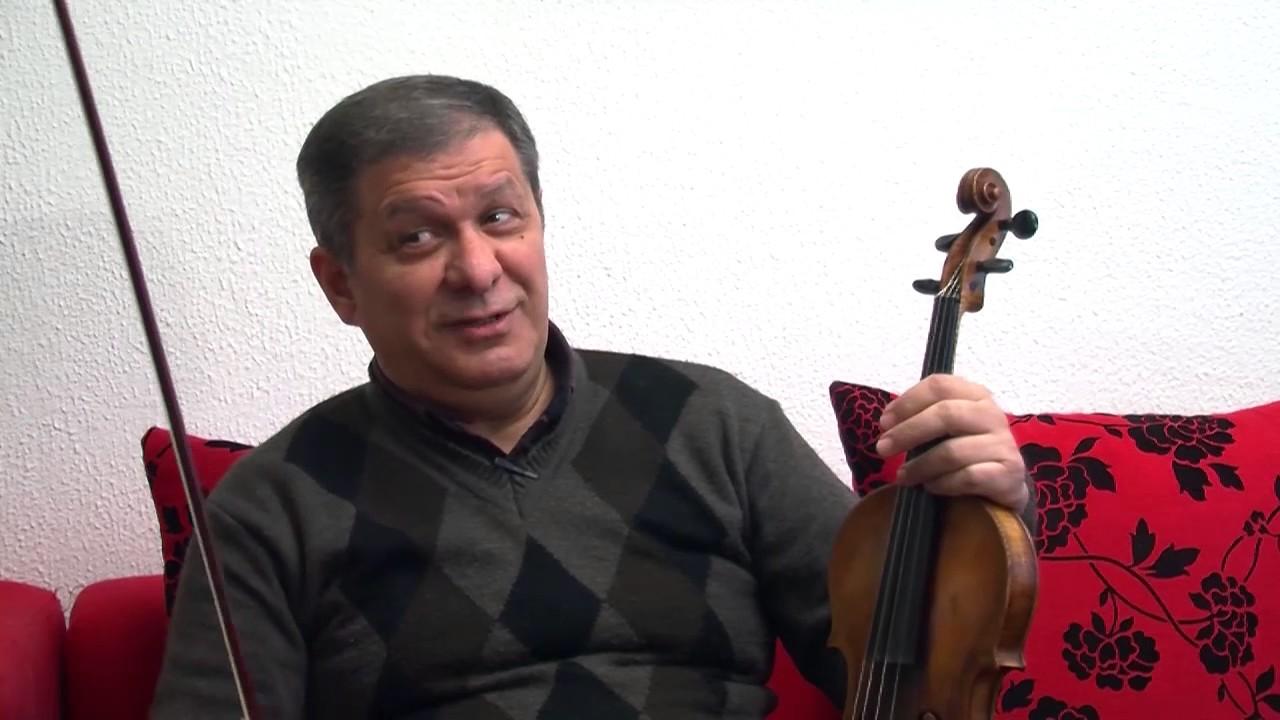 Печат   виолинист Мухамед Бајрам