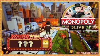 🔴 NEW MONOPOLY LIVE -  Online Casino Session !!!