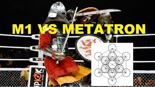 M1 Medieval Battle of the Nations vs Metatron Matt Easton s take on full contact armoured sport