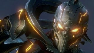 Halo 4 - The Forerunners have Returned Cutscene