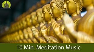 Video 10 Min.Meditation Music for Positive Energy - GUARANTEED Find Inner Peace within 10 Min. download MP3, 3GP, MP4, WEBM, AVI, FLV September 2018
