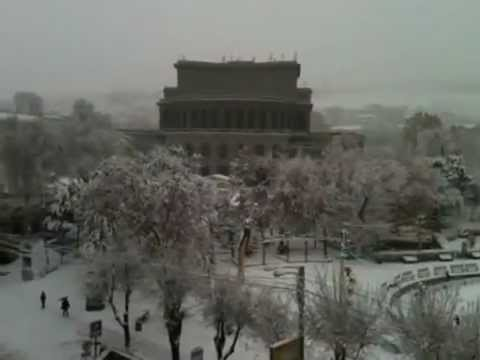 View from AtTask office Yerevan