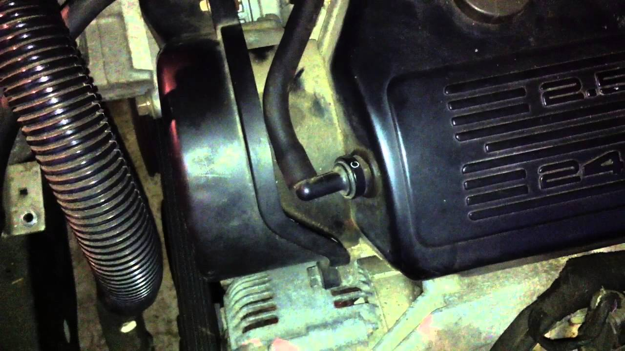 Chrysler Stratus Cirrus 2 5l Engine Noise After Timing