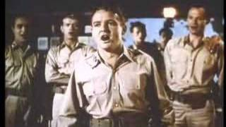 THIS IS THE ARMY - 1943 clip 4 (Army Air Corps)