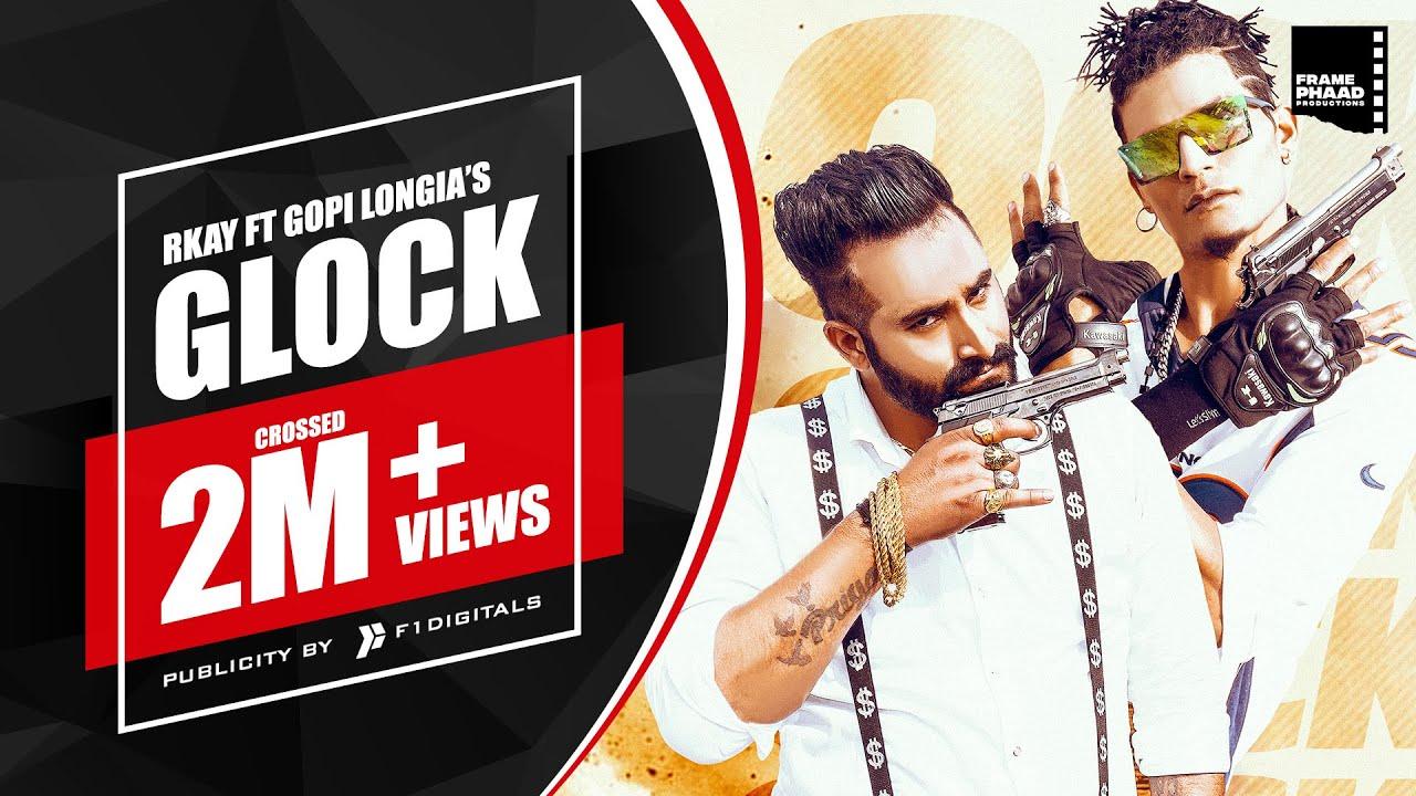 Glock - R Kay & Gopi Longia   RDX   Hit Punjabi Song 2020   Beat Force   Hit Punjabi Song 2020