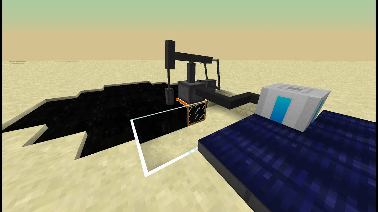 Magneticraft Oil Processing Minecraft Techdragon Info