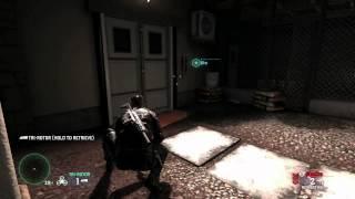 Зак Купер из Ubisoft демонстрирует Wii U версию шпионского экшена Tom Clancys Splinter Cell Blacklist которая использует уника