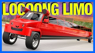 Building a Limo So Big It BREAKS Automation & BeamNG