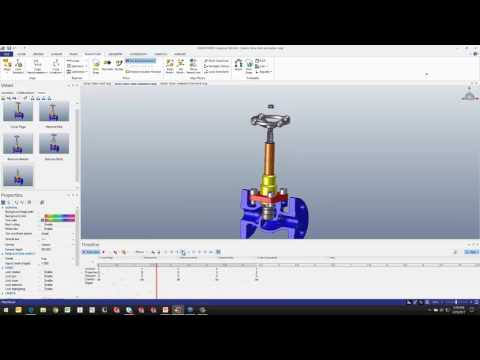 SOLIDWORKS Composer – Advanced Animation