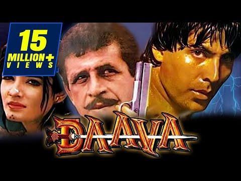 Daava (1997) Full Hindi Movie | Naseeruddin Shah, Akshay Kumar, Raveena Tandon, Akshay Anand