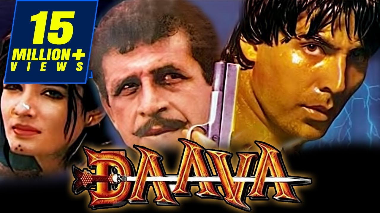 Daava (1997) Full Hindi Movie | Naseeruddin Shah, Akshay Kumar, Raveena Tandon, Akshay Anand