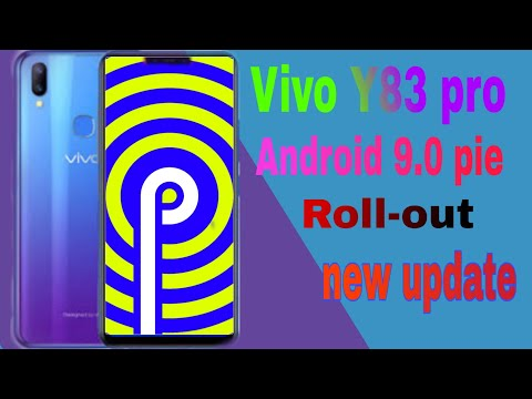 How To Vivo Y83 Pro New Npdate Android 9.0 Pie 2019