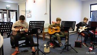 cg guitar - guitar lessons cranleigh, godalming, guildford
