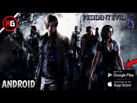 🔥 RESIDENT EVIL 6 GAME IN ANDROID DOWNLOAD