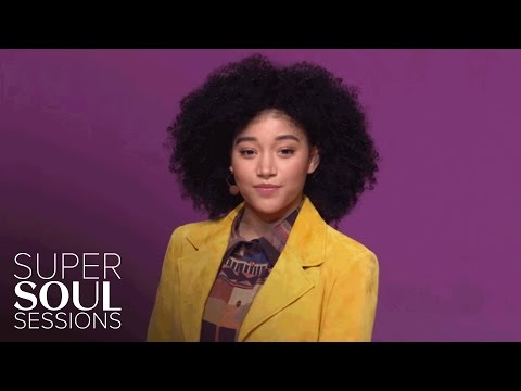 Amandla Stenberg: Vulnerability Is the Key to Authenticity  SuperSoul Sessions  OWN