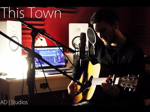 Niall Horan - This Town (Acoustic Cover)