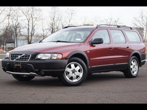 2001 Volvo V70 Xc Awd Cross Country Station Wagon