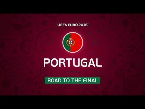 Portugal's road to the final: UEFA EURO 2016 animated guide