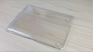 Macbook Air - Clear SeeThru - Speck Cover - Unboxing & Review!