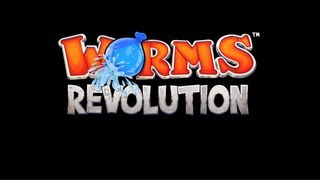 Worms Revolution Gameplay (PC HD)