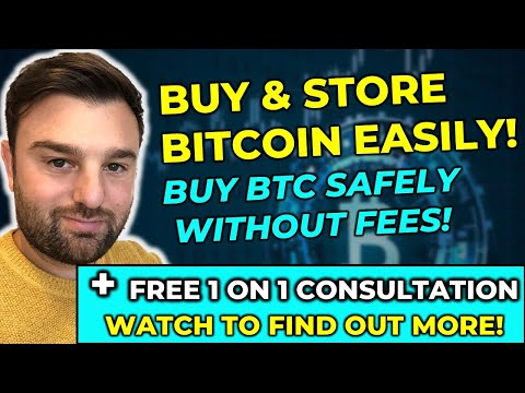 HOW TO BUY BITCOIN (UK \u0026 USA) + How To BUY AND STORE BITCOIN SAFELY!