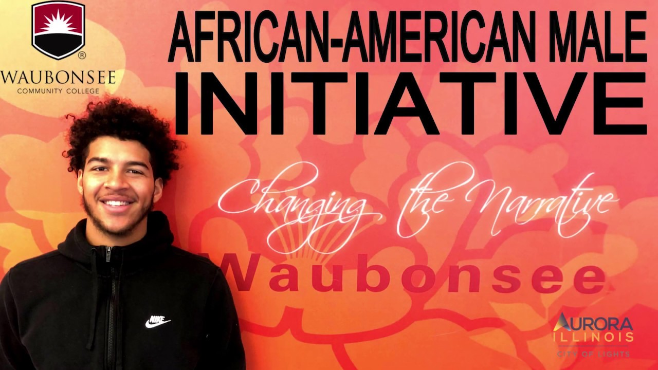 Waubonsee's African-American Male Initiative Mentor Luncheon