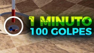 1 MINUTO 100 GOLPES EPICO 🌟 Golf It!