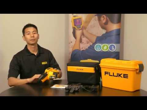 See the features of the new Fluke TiS Thermal Imaging Scanner