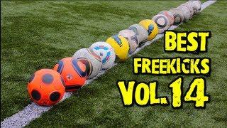 Best Free Kicks Montage Vol.14   Ronaldo & Bale Free Kicks   freekickerz