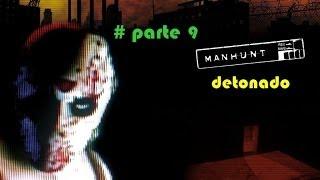 Manhunt 1 detonado [9] legendado PT-BR presidio de loucura maxima