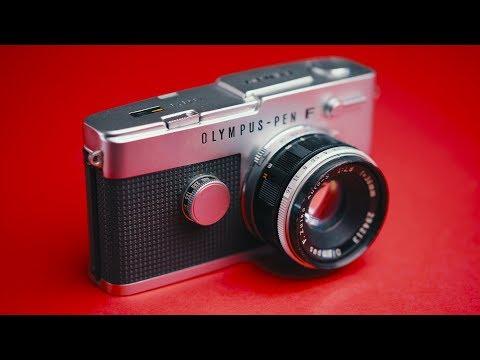 Olympus Pen FT - Shooting 35mm Half Frame!