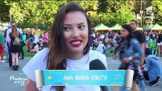 Maluma a sarutat o fata, pe scena, iar iubitul ei a privit totul din public