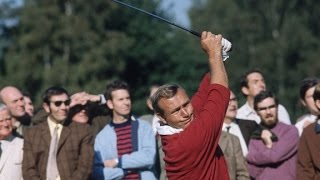 Biographer: Arnold Palmer brought golf to the masses