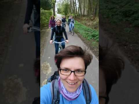 Teamausflug Mrs.Sporty Erftstadt - Fahrradtour